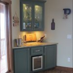 Rustic Small Cabinet for Dining Room
