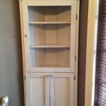 Diy Corner Hutch Dining Room Redo Corner Hutch Corner Cupboard