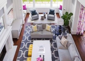 Waterfront Living Room Decorating Ideas