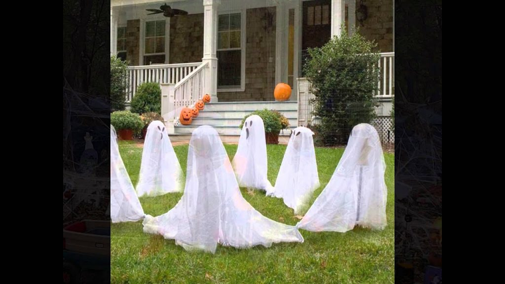 Easy And Cheap Halloween Decorations Of Diy Homemade Ideas For