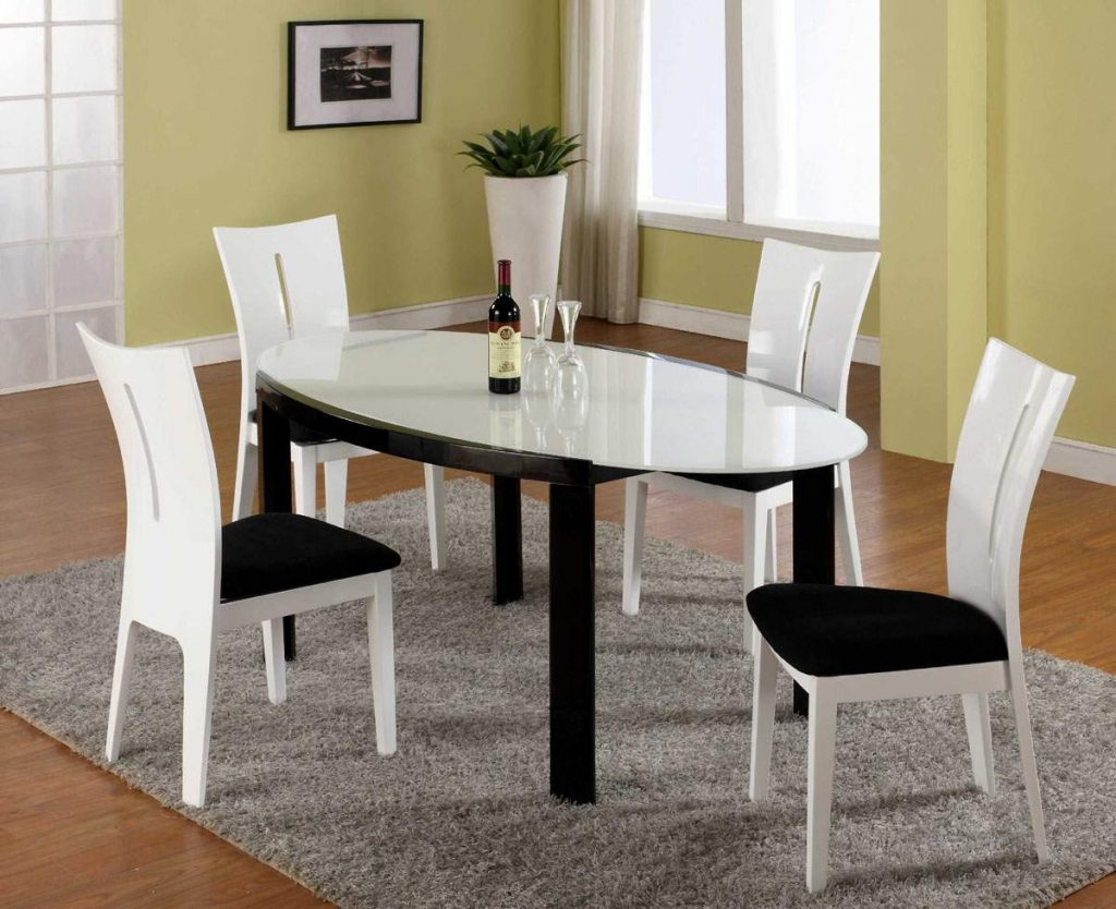 Exclusive And Stylish Oval Dining Room Table Boundless Table Ideas