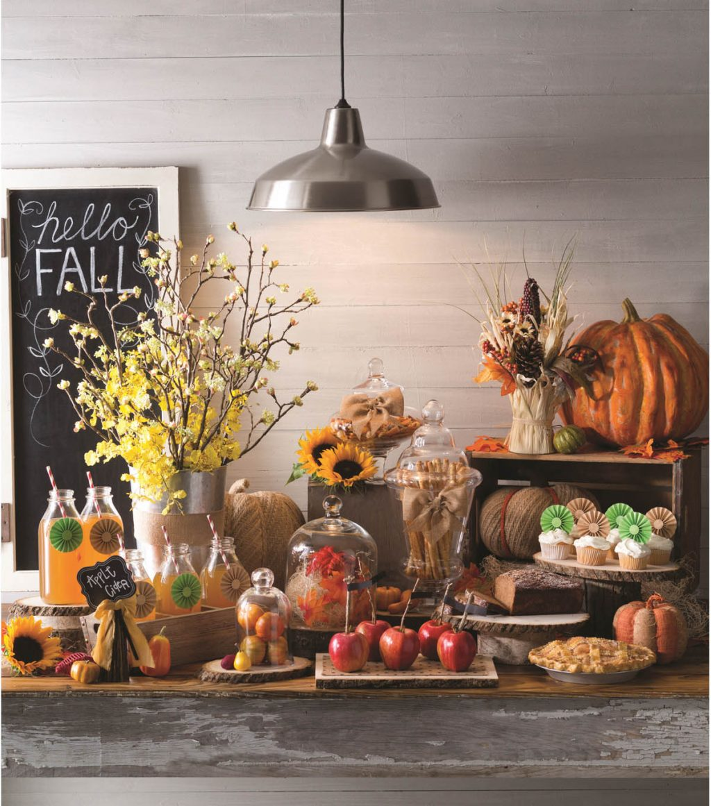 Fall Table Setting Fall Table Decorating Ideas Joann