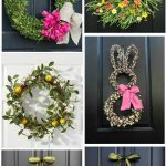 Spring Front Door Wreath