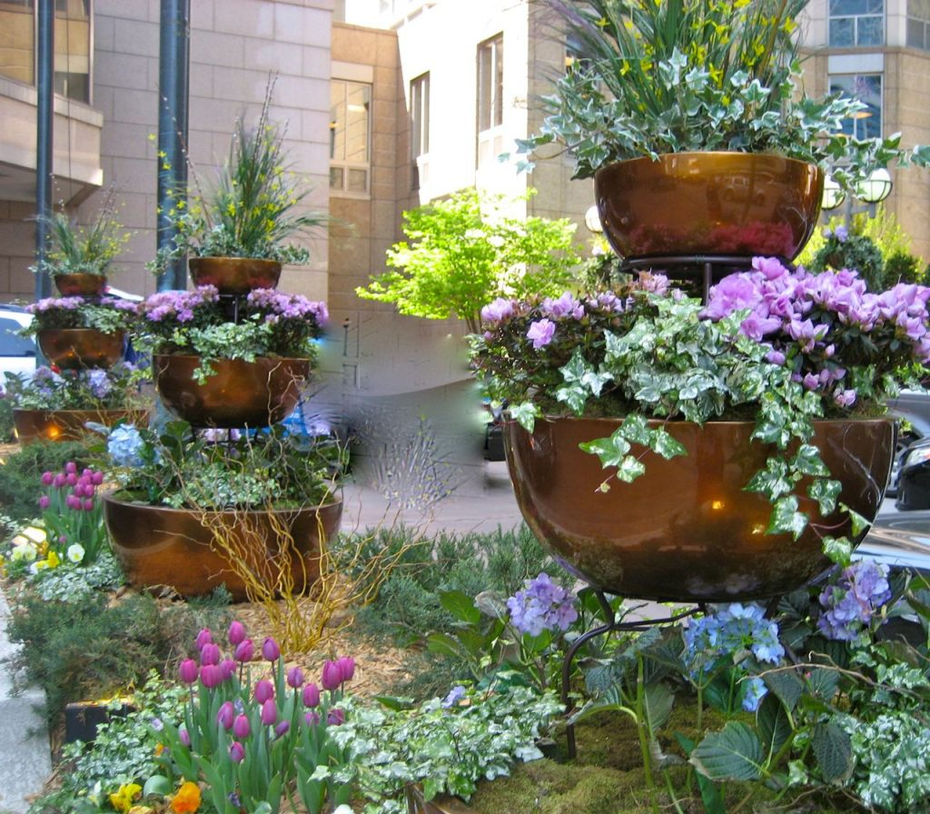 Flower Pot Garden Ideas The New Way Home Decor Flower Garden