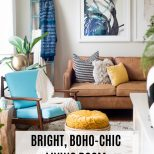 Fun And Bright Boho Living Room Decor Home Decor Room Decor