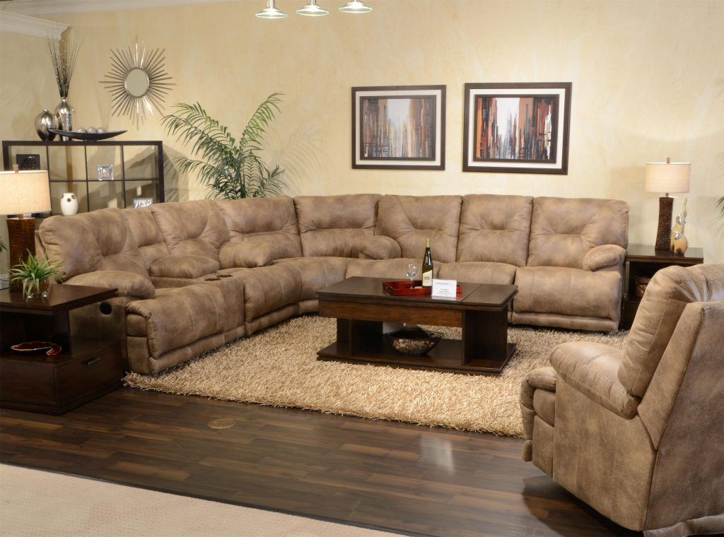 Furniture Incredible Style Sectional Reclining Sofas For Your Home