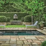 Gems Of The Garden Troy Rhone Pool Deck Designs Southern Lady