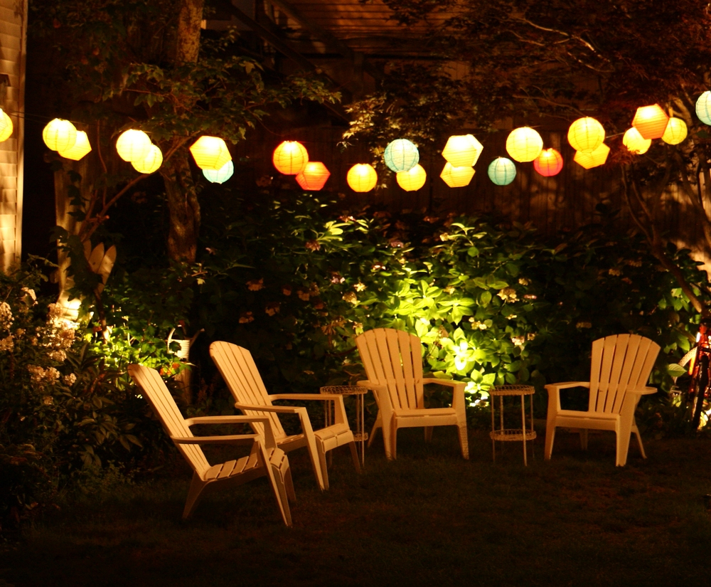 Good String Lights Deck Ideas Home Inspirations Ideas Of Outdoor
