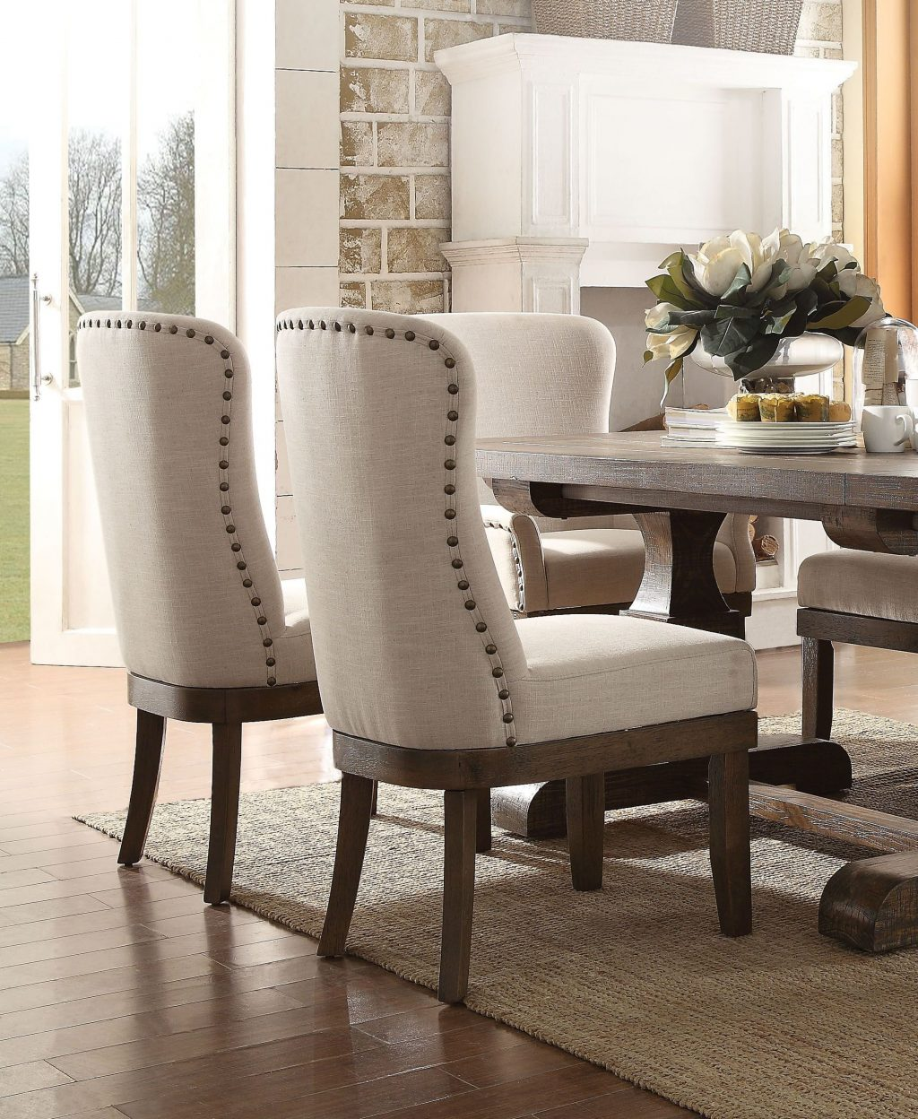 Gracie Oaks Onsted Upholstered Dining Chair Reviews Wayfair