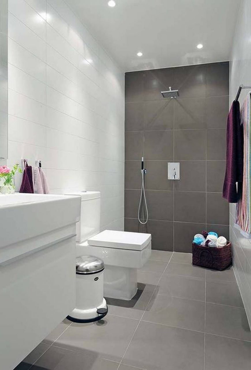 Gray Bathroom Ideas For Relaxing Days And Interior Design Bao