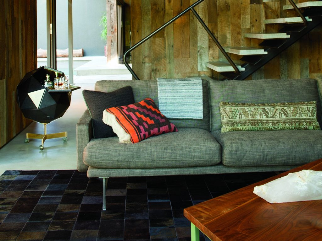 How To Decorate With A Vintage Sofa Architectural Digest