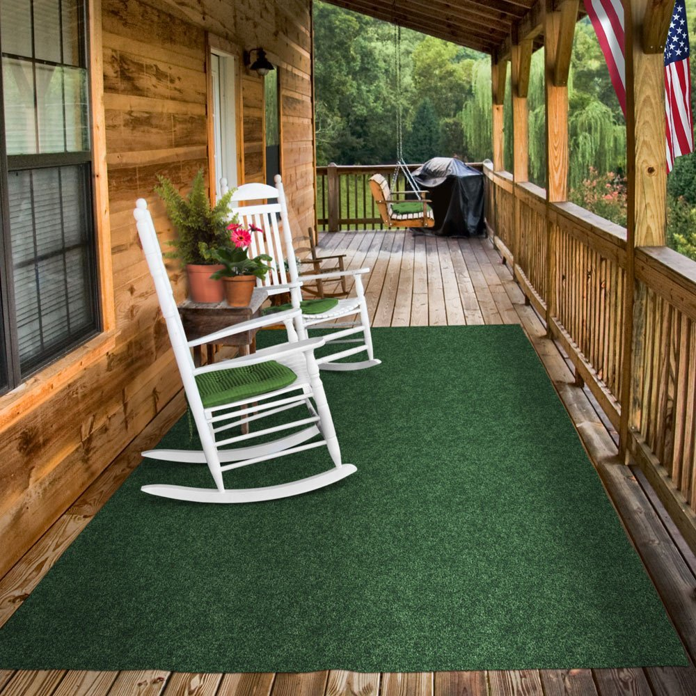 How To Install Indoor Outdoor Carpet On A Wood Deck Outdoor Wood