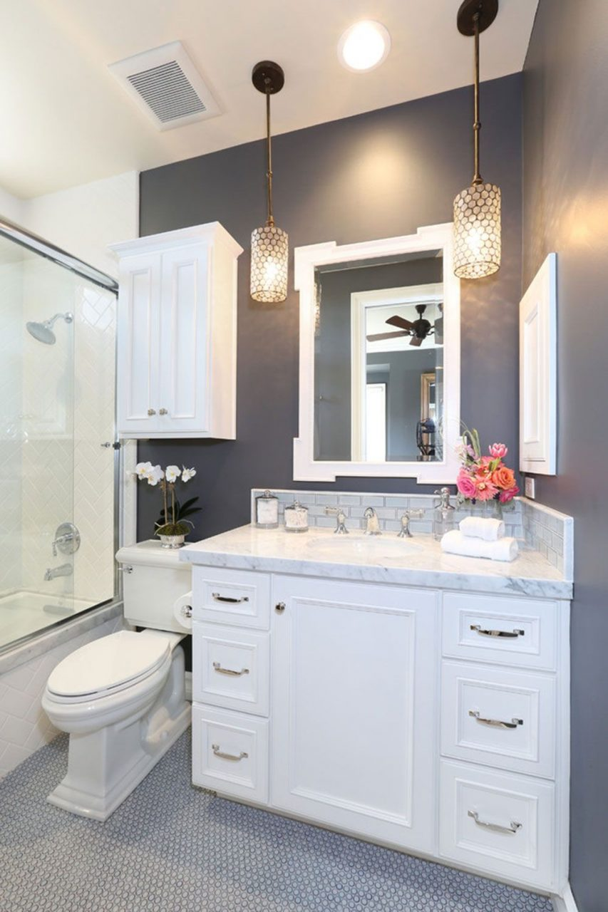 How To Make A Small Bathroom Look Bigger Tips And Ideas Food And