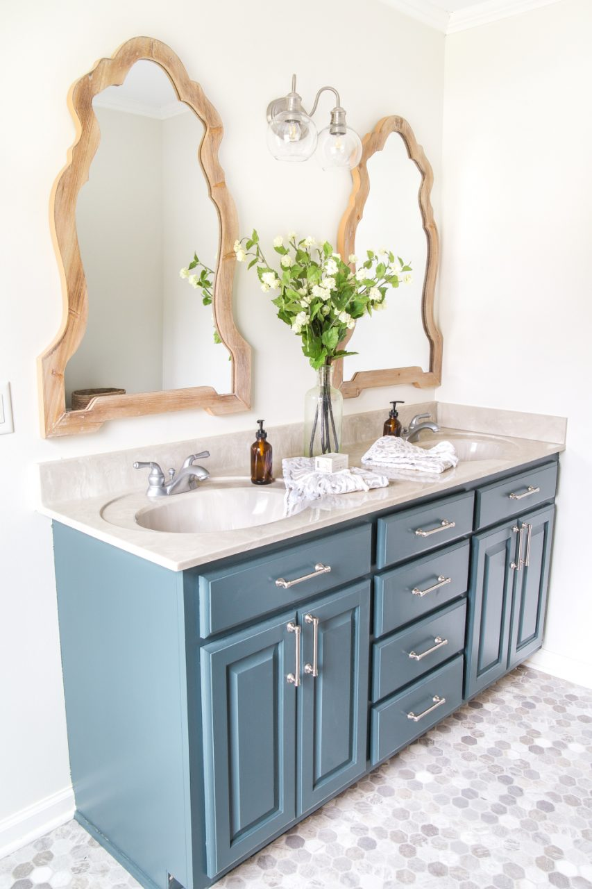 How To Organize A Bathroom Vanity In 6 Quick Steps Blesser House