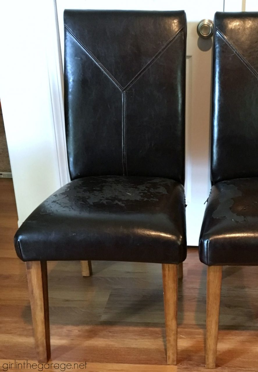 How To Reupholster A Dining Chair Straying From Your Usual Type