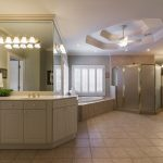 Master Bathrooms with Closets and Bedrooms