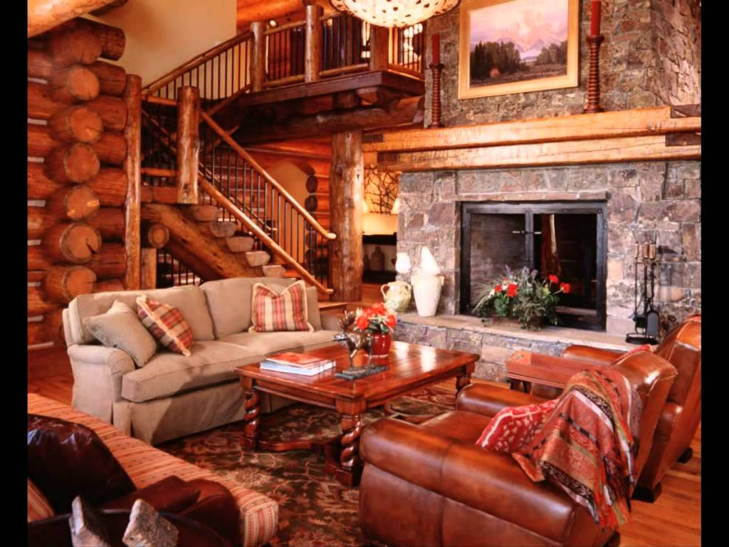 Image 13588 From Post Decorating A Log Home With Rustic ...