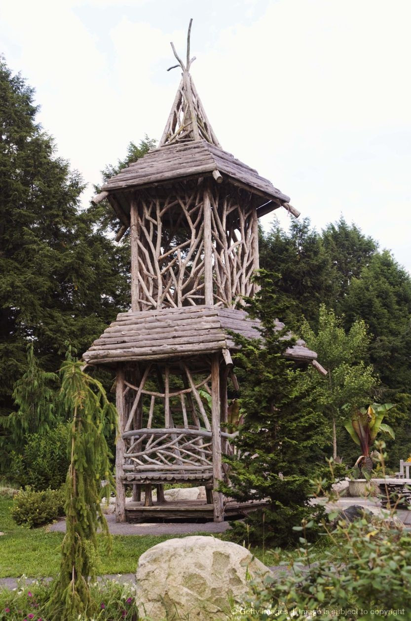Image Detail For Rustic Wooden Gazebo Gazebos Garden Gazebo