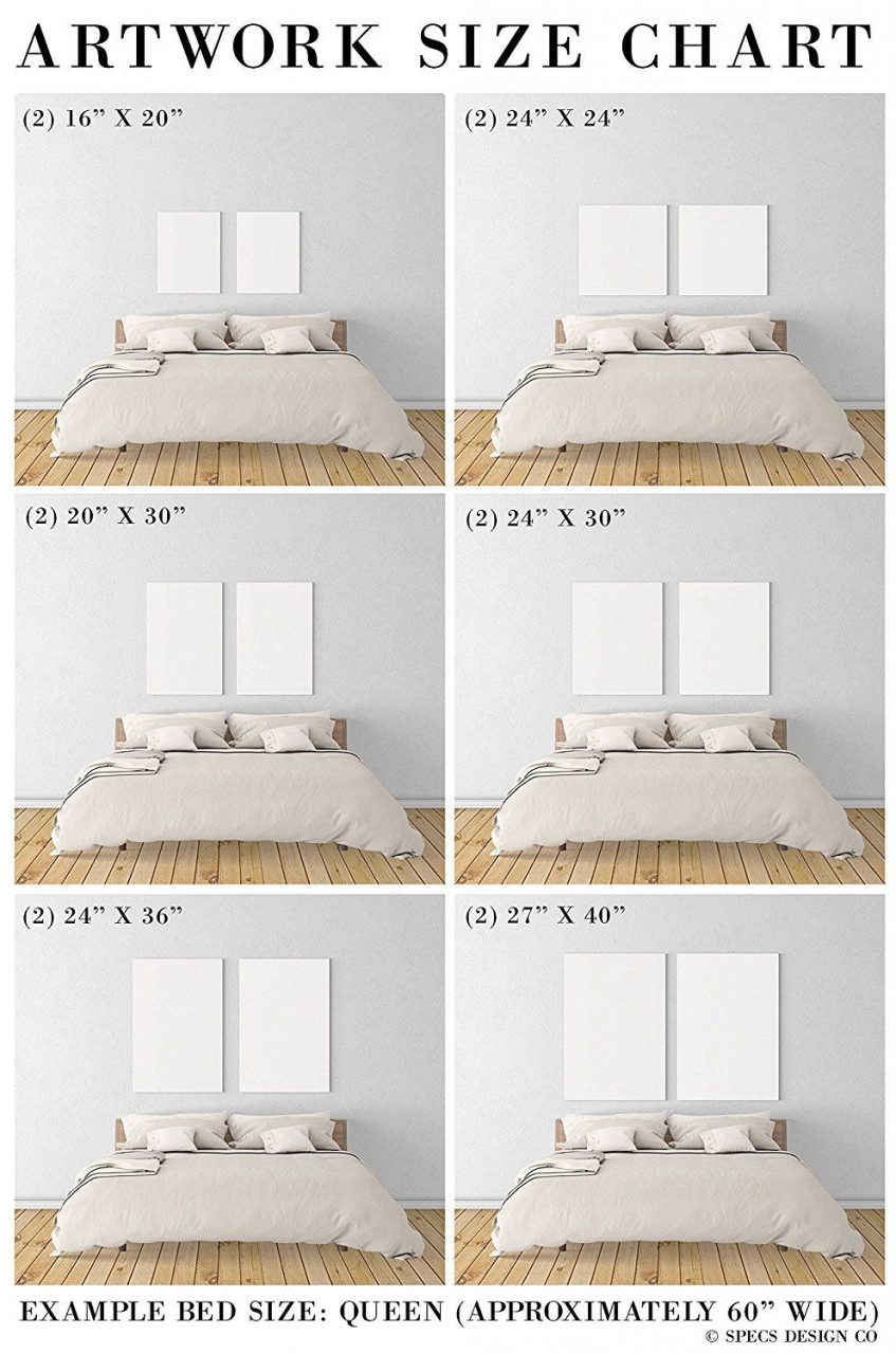Image Result For Bedrooms Large I Love You Art Above Bed Cheat