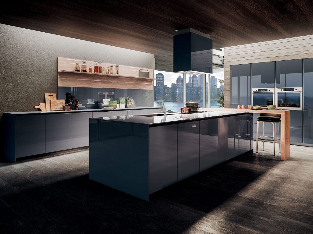 Industrial Kitchens In Linear London Balham