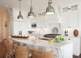 Industrial Kitchen Island Pendant Lights