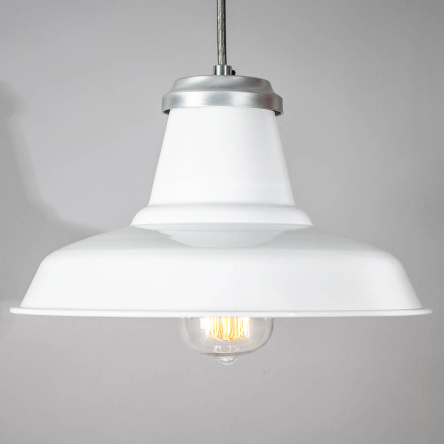 Industrial Pendant Light Top Bare Bones Lighting