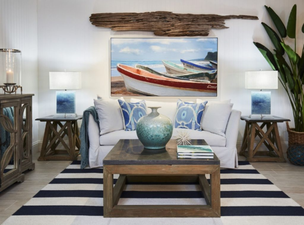 Inspired Coastal Living Santa Barbara Design Center