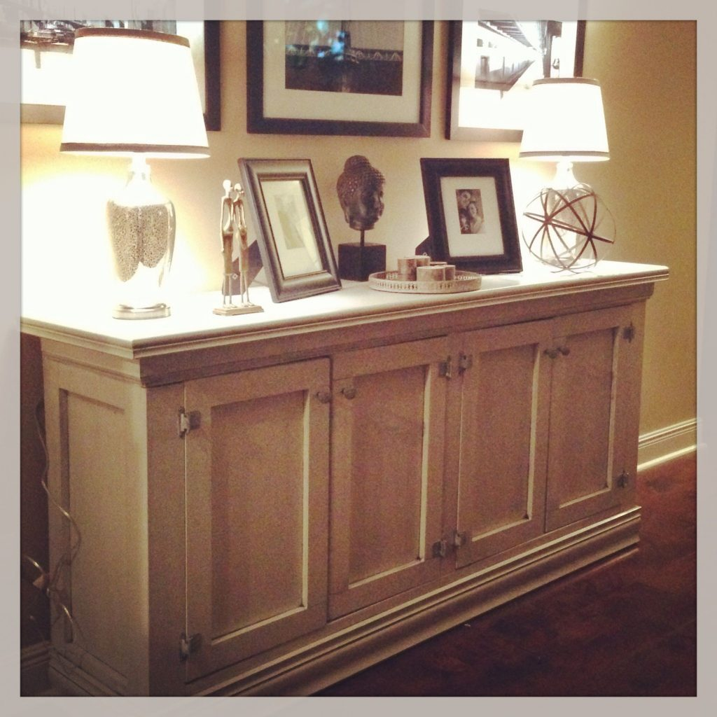 Interiorbuy Buffet Cabinet Buffet Console Table Cabinet Living Room