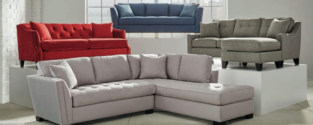 Isofa From Rooms To Go Design Your Custom Sofa Furniture