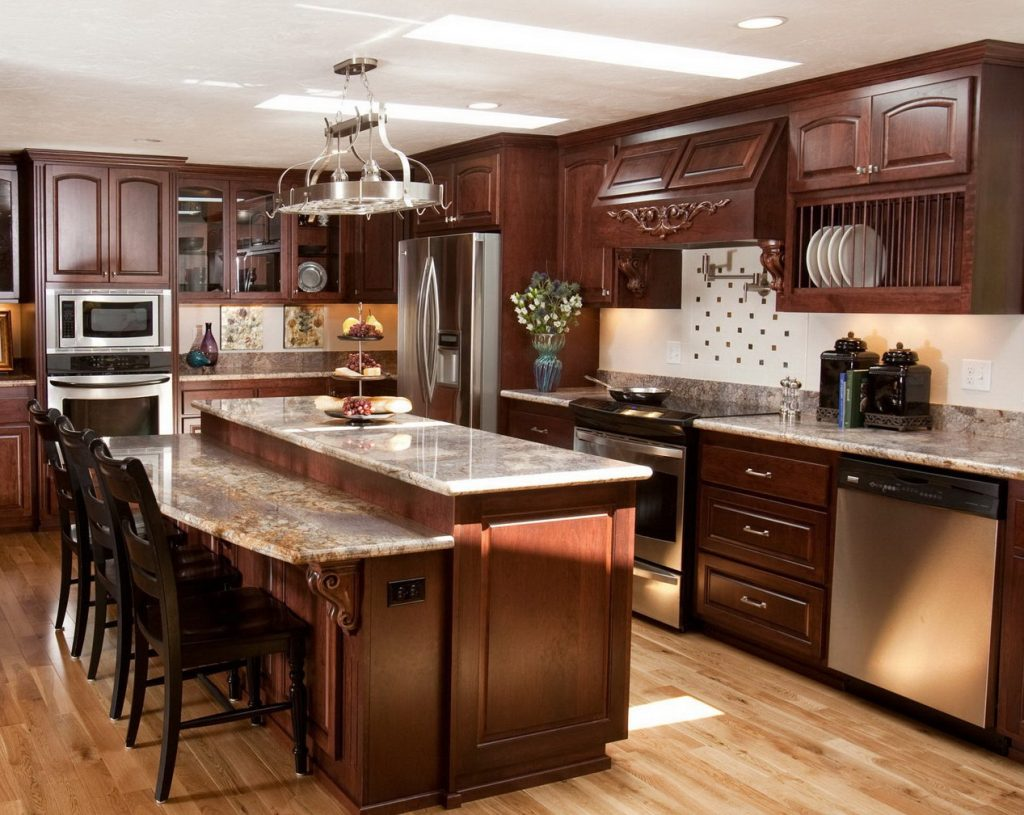 Italian Kitchen Decorating Ideas Modern Italian Kitchen Interior