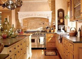 Italian Kitchen Decorating Ideas