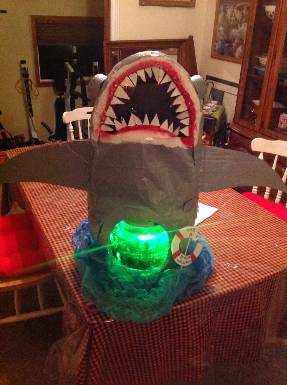 Jaws Shark Pumpkin Decorating Have A Jawsome Halloween Our 2016