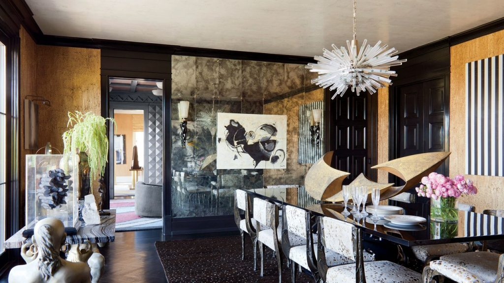 Kelly Wearstler Revamps An Eccentric Home In Bel Air Architectural