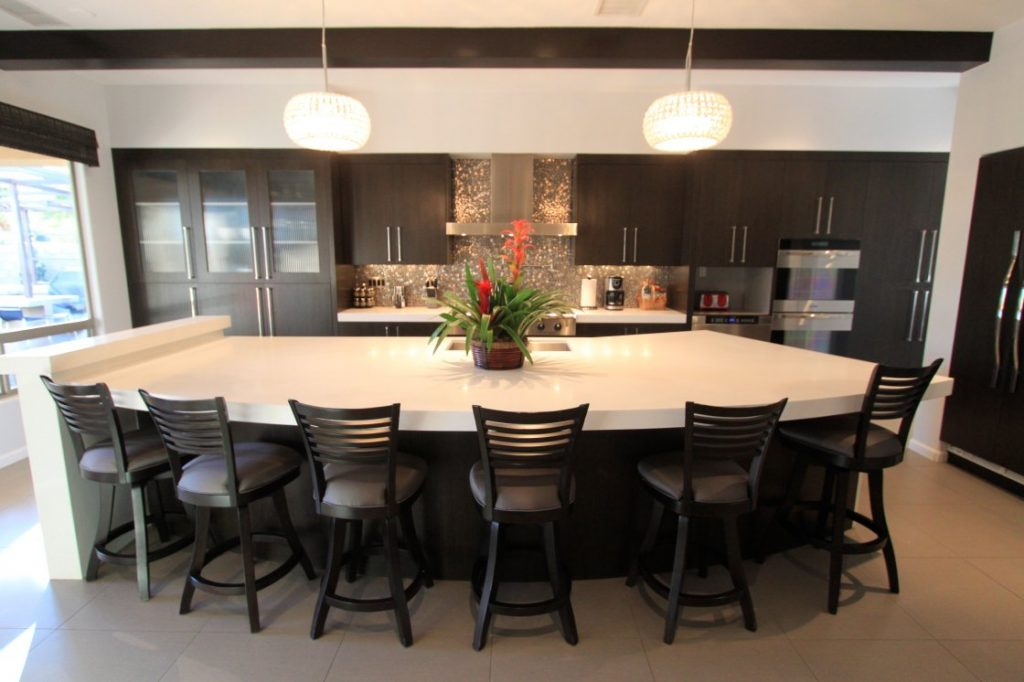 Kitchen Island With Bench Seating And Table With Kitchen Island With
