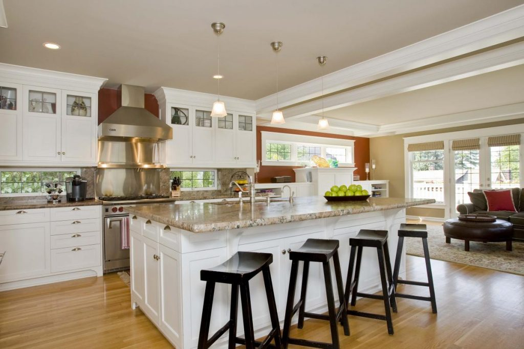 Kitchen Islands With Seating Plus Kitchen With Island Table Plus