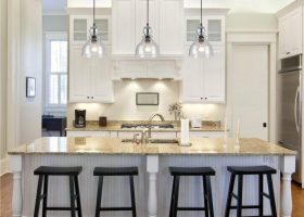 Light Kitchen Island Lighting