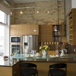 Kitchen Track Lighting Trend In Modern Home