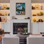 Lake Sammamish Waterfront Michelle Yorke Interior Design