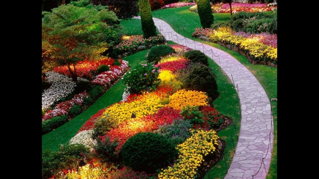 Landscape Design Ideas For Outdoor Gardening Decor Youtube