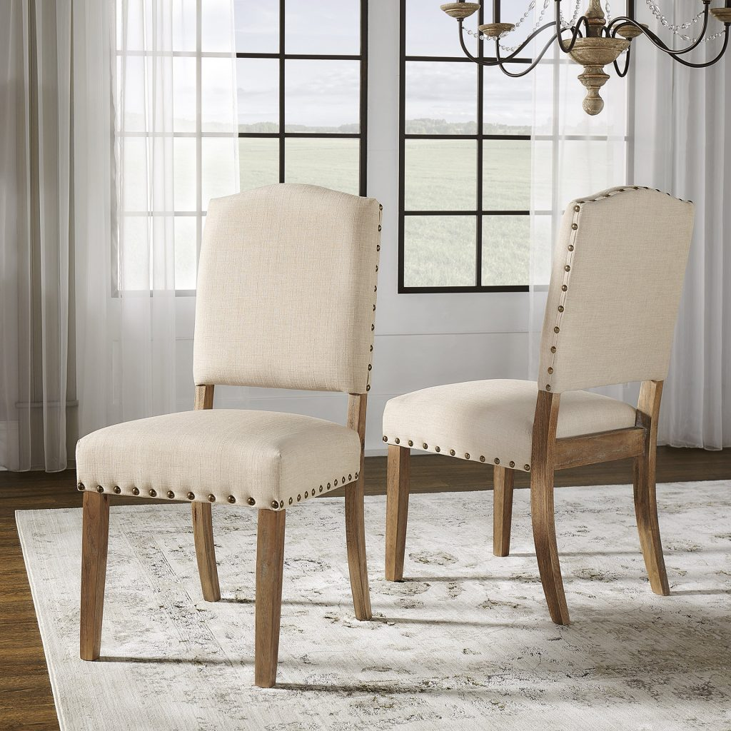 Lark Manor Pompon Dining Chair Reviews Wayfair
