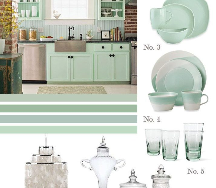 Love The Color Dont Think Id Want My Whole Kitchen This Color
