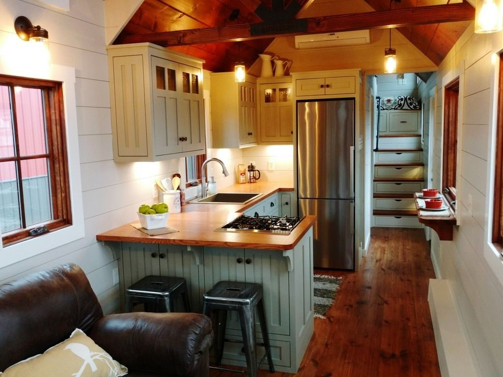 Luxury Farmhouse Timbercraft Tiny Homes Tiny House Luxury