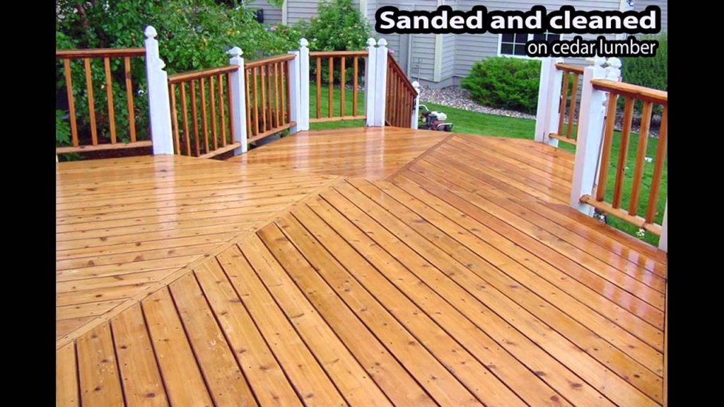 Make Your Deck Come Anew With Cool Deck Stain Colors Decorifusta