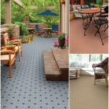 Make Your Deck More Lively And Decorative Using Outdoor Carpet For