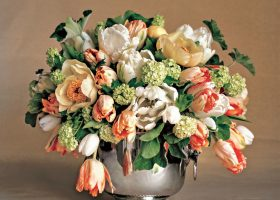 Martha Stewart Fall Floral Arrangements