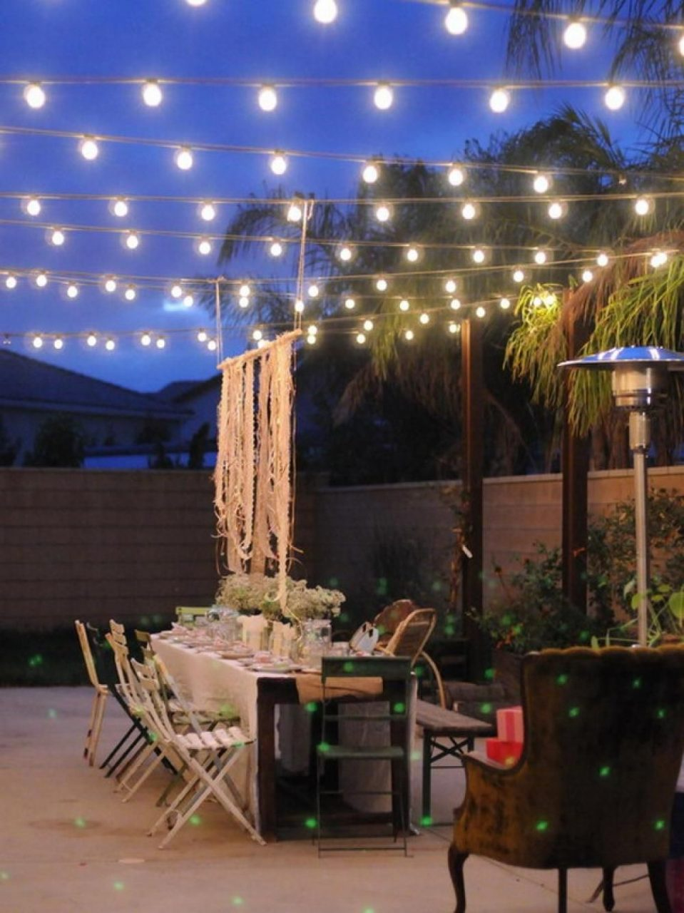 Marvelous Patio Lighting String Patio String Lights Outdoor Patio