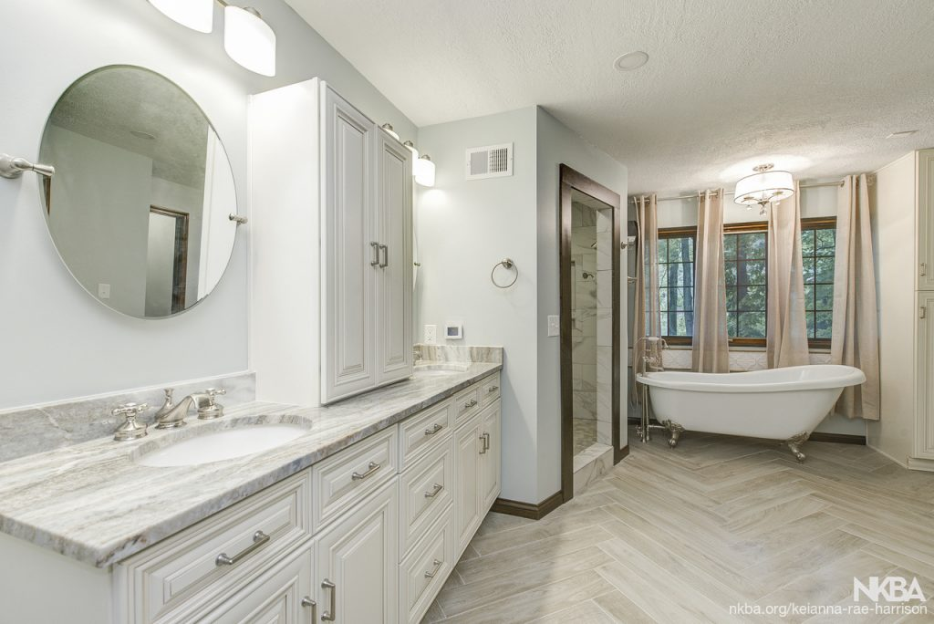 Master Bathroom Remodel Final Nkba