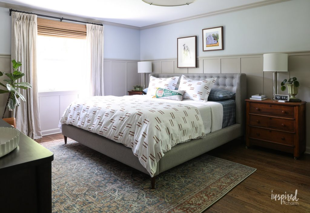 Master Bedroom Makeover Reveal Decorating Ideas