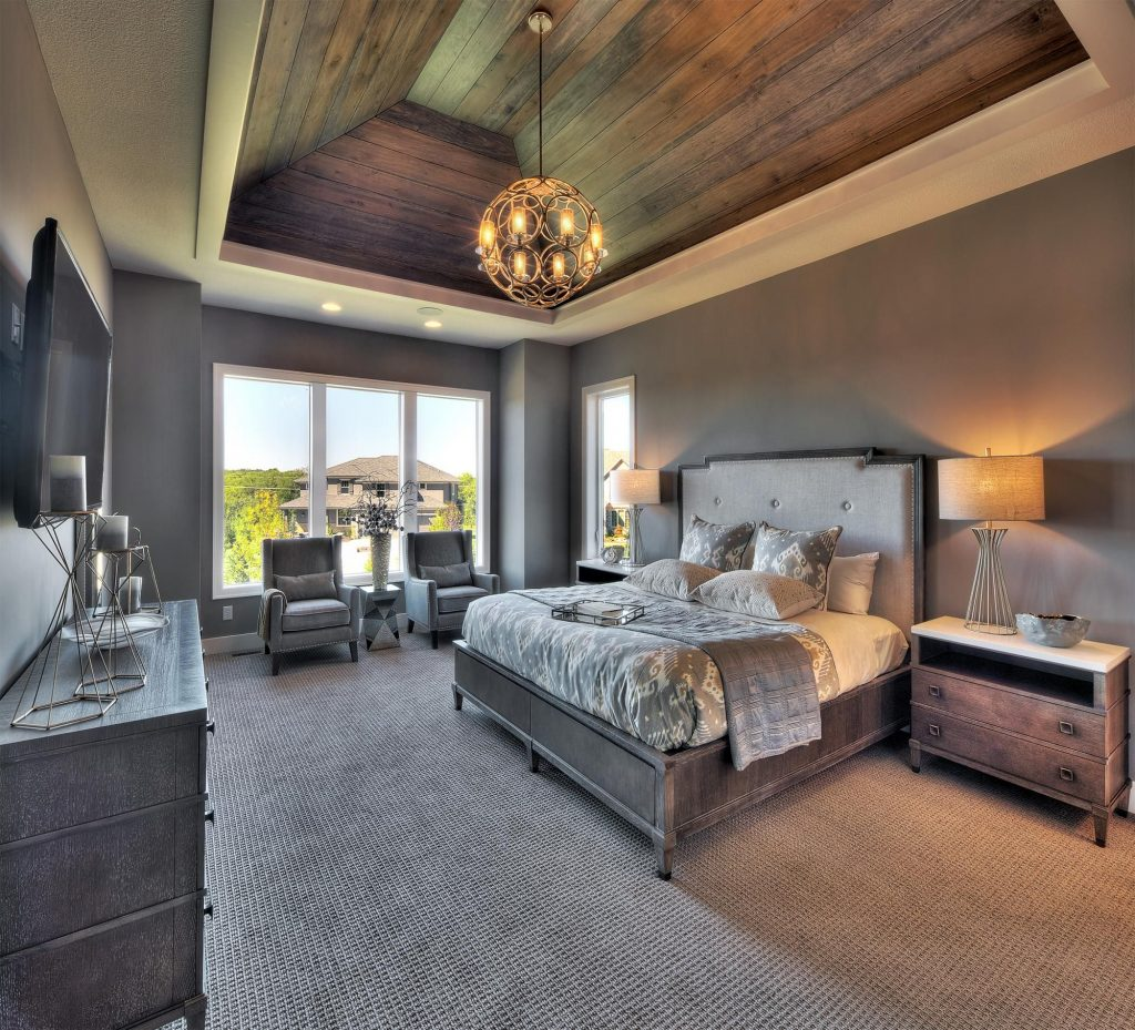 Master Bedrooms Photo Gallery Custom Homes In Kansas City Ks