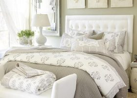 Neutral Bedroom Wall Color